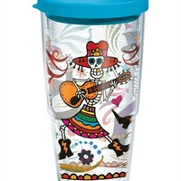 Mexican Skeleton Wrap with Lid | 24oz Tumbler | Tervis®