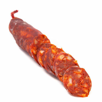 Hot Spanish Ready-to-eat Chorizo by Palacios 7.9 oz (Blue Label)