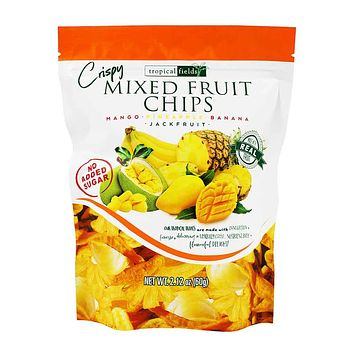 Tropical Fields - Mixed Fruit Chips, 2.1 oz.