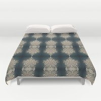 K01 Duvet Cover by Heaven7 | Society6
