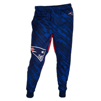 New England Patriots Forever Collectibles KLEW Jogging Pants Size M-2XL