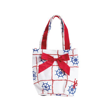 Out to Sea Lunch Tote