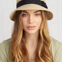 Cloche to Home Hat by ModCloth