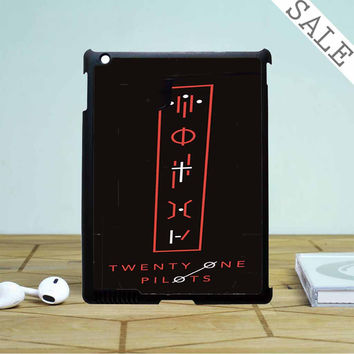 Twenty One Pilots Tattoo Symbol iPad 4 | 5 Case