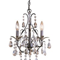 Minka Lavery 3122 14 Inch Mini Chandelier | Capitol Lighting 1-800lighting.com