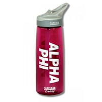 Raspberry Camelbak Alpha Phi Water Bottle