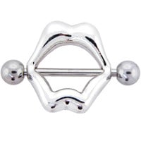 HOT LIPS Nipple Shield | Body Candy Body Jewelry