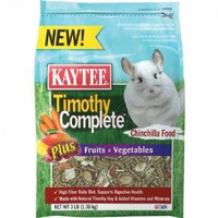 Kaytee Timothy Complete Plus Fruits for Chinchilla