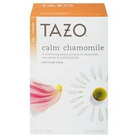 Tazo Calm Chamomile Herbal Tea 20 ct : Target