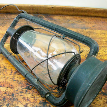 Vintage Lantern, Dietz Lantern, Monarch, Outdoor Decor, Outdoor Lighting, Vintage Camping, NY USA, Metal Lantern