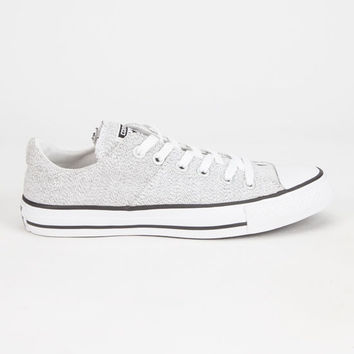 2016 Hot Sale Converse Chuck Taylor All Star Ox Madison Canvas Trainers Women White ASFSP94
