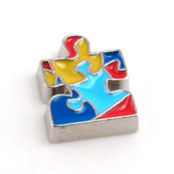 Autism Awareness (Puzzle Piece)