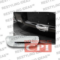 Jeep 1999-2004 Grand Cherokee Chrome Rear Door Handle Cover Performance