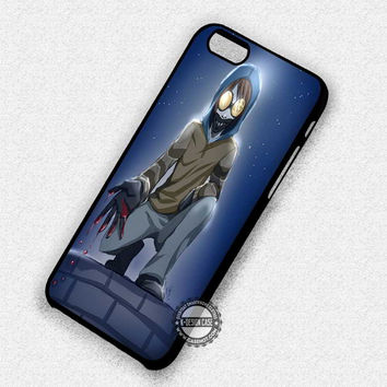 Creepypasta Ticci Toby - iPhone 7 6 Plus 5c 5s SE Cases & Covers