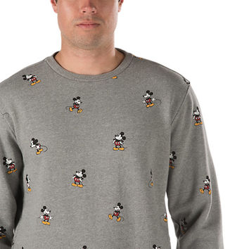 Disney Mickey Mouse Crewneck Sweatshirt | Shop at Vans