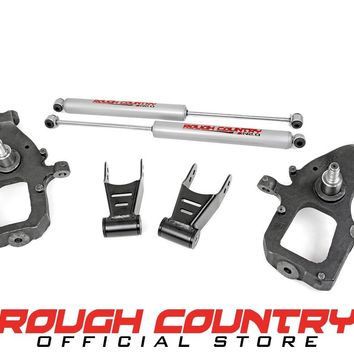 Ford F150 Front 2-inch / Rear 2-inch Lowering Kit 2004 - 2008