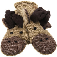 Manny the Moose Kids Mittens