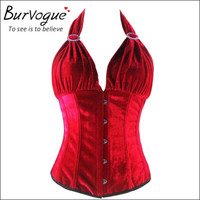 Sexy Woman Corset Top Corsets and Bustiers Leotard Corselets Push Up Slimming Waist Sexy Party Corsets = 1715821124