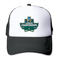 AINY 2016 NCAA Lacrosse Championship Mesh Caps Printing Snapback Mesh Hats