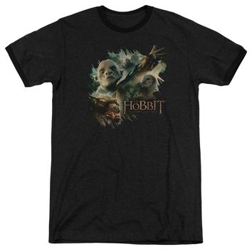 Hobbit - Baddies Adult Heather Officially Licensed T-Shirt Short Sleeve Shirt