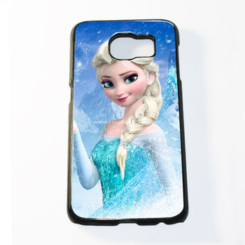 Frozen Elsa Samsung Galaxy S6 and S6 Edge Case