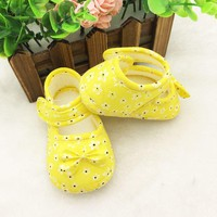 Baby Shoes 15 Colors 0-18 Months Toddler Kid Soft