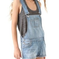 Joe's Jeans Short Overalls | SHOPBOP