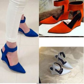 2016 Fashion Brand High Heels Women Pumps Sexy