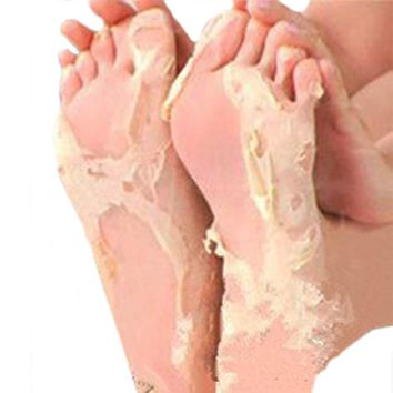 3packs=6pcs Baby Foot Peeling Renewal Foot Mask Remove Dead Skin Smooth Exfoliating Socks Foot Care Socks For Pedicure