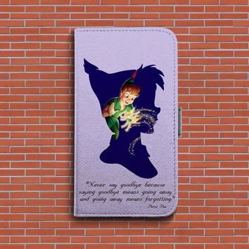 peter pan silhouette quote Nice Invention Cell Phone