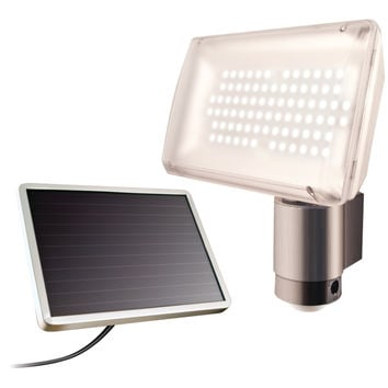 Maxsa Innovations Motion-activated Aluminum Solar Security Light