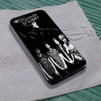 5SOS Second Of Summer For - iPhone 4 4S iPhone 5 5S 5C and Samsung Galaxy S3 S4 S5 Case