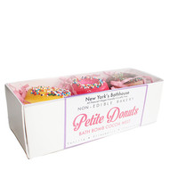 Assorted Petite Donut Bath Bombs