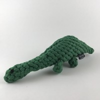 Dinosaur Rope Dog Toy
