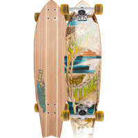 Sector 9 Chamber Skateboard Bamboo One Size For Men 22623441401