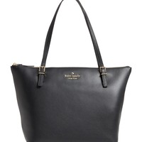 kate spade new york watson lane - maya leather tote | Nordstrom
