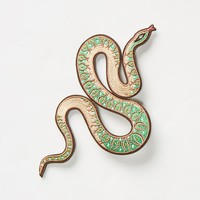 Free People Serpent Patch