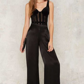 Bardot Sadie Satin Pants