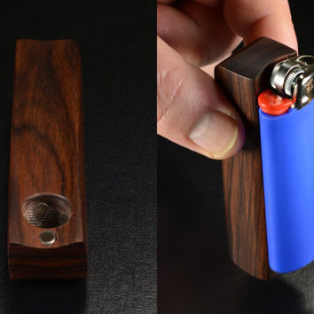 EMBER OUT PIPES • East Indian Rosewood • Get Screens From The Drop Down Menu
