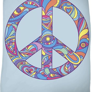 ROFB Peace Fleece Blanket