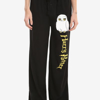 Harry Potter Hedwig Guys Pajama Pants