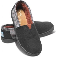 Grey Houndstooth Youth Classics