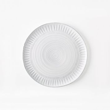 Tin Glaze Salad Plates (Set Of 4)