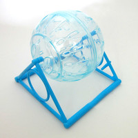 New Hot sale pet toys ball Hamster Ball holder trot  Small pet hamster wheel