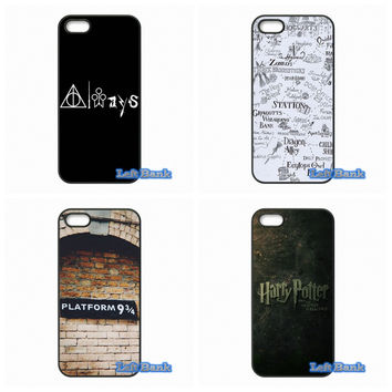 Hot Harry Potter Hogwarts Phone Cases Cover For Samsung Galaxy Grand prime E5 E7 Alpha Core prime ACE 2 3 4 4G
