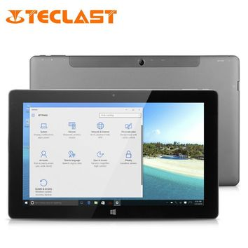 Teclast Tbook 11 2 in1 Ultrabook 10.6 Inch Windows10 & Android 5.1 Dual Boot Intel Tra