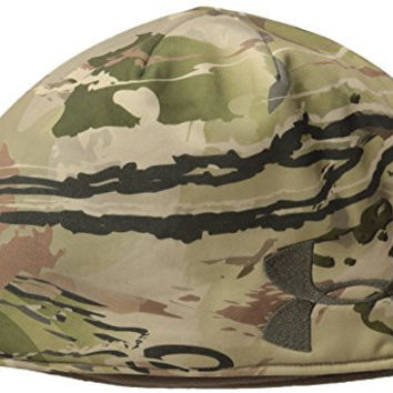 Under Armour Men's Reversible Fleece Beanie, Ridge Reaper Camo Ba, Small/Medium
