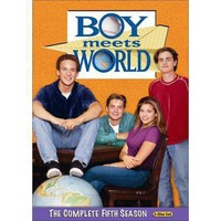 Boy Meets World: The Complete Fifth Season (3 Discs)