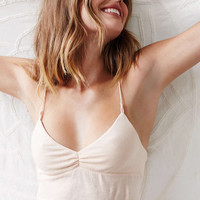 Out From Under Pinched Front Cami - Urban Outfitters