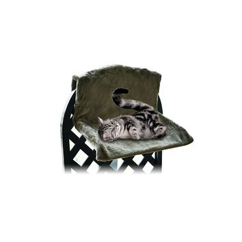 PetACC Warm Cat Folding Perch With Stainless Steel Frame